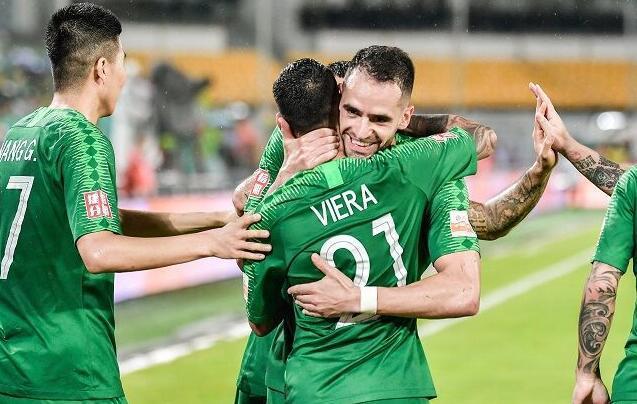 第16轮-奥古传射比埃拉造3球 国安3-0卓尔