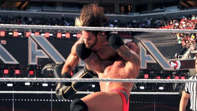 摔跤狂热31:兰迪VS罗林斯