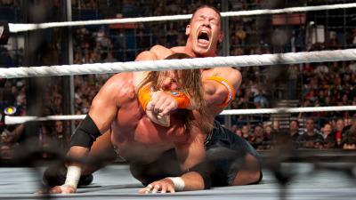 铁笼密室2010:WWE冠军铁笼密室赛