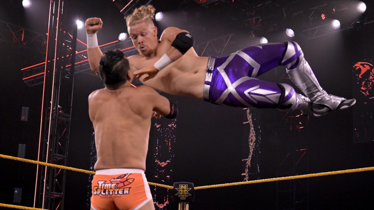 栉田公开挑战赛完胜新人选手 奥莱利对峙下战书