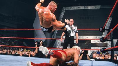 RAW第475期:莱斯纳VS弗莱尔