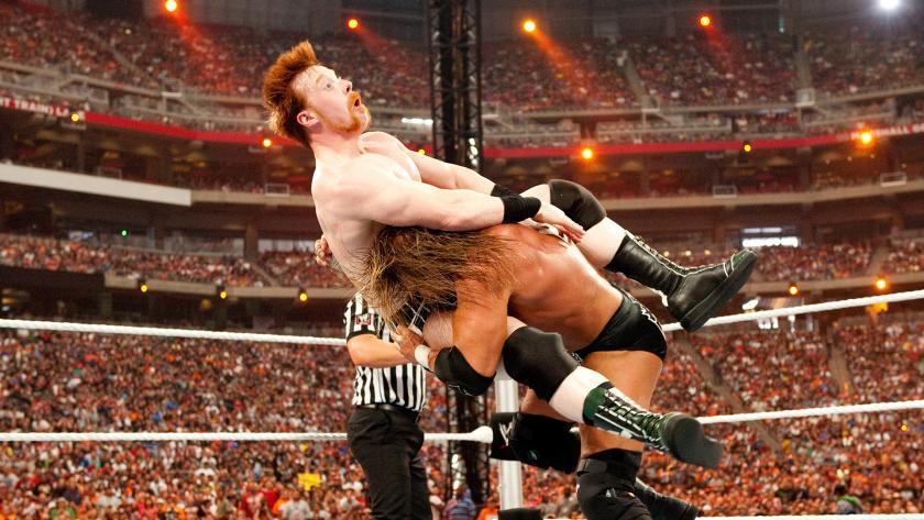 摔跤狂热26:HHH VS希莫斯