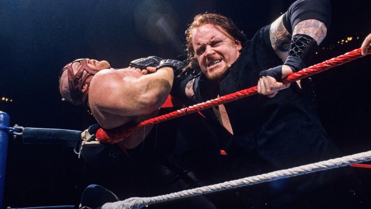 王室决战1997:送葬者VS韦德