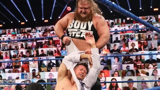 米兹莫里森曝大料 究竟为何要将曼迪调至RAW?