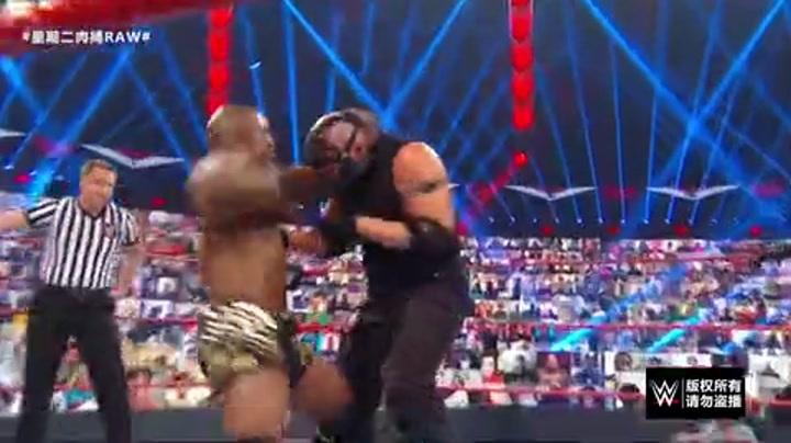 RAW第1426期:兰迪剑指第14次冠军