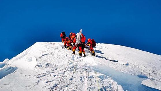 影响几代人8848.13米,珠峰到底是怎么测量的?
