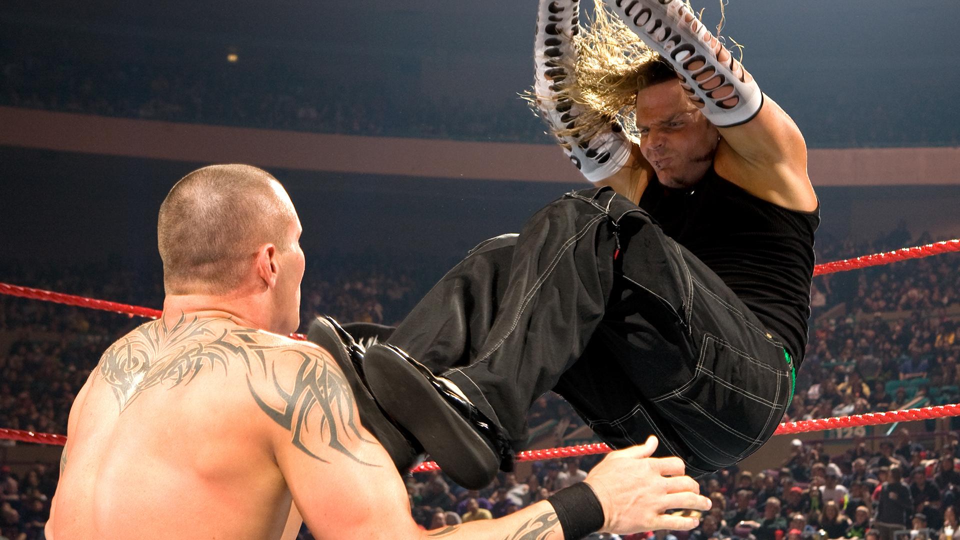 王室决战2008:兰迪VS杰夫