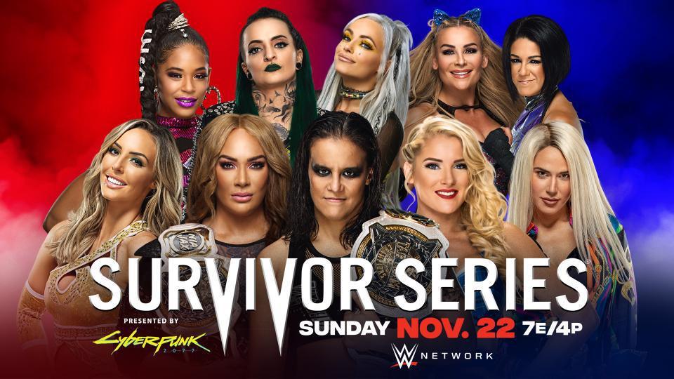 幸存者2020:女子5V5淘汰赛 RAW战队 VS SD战队