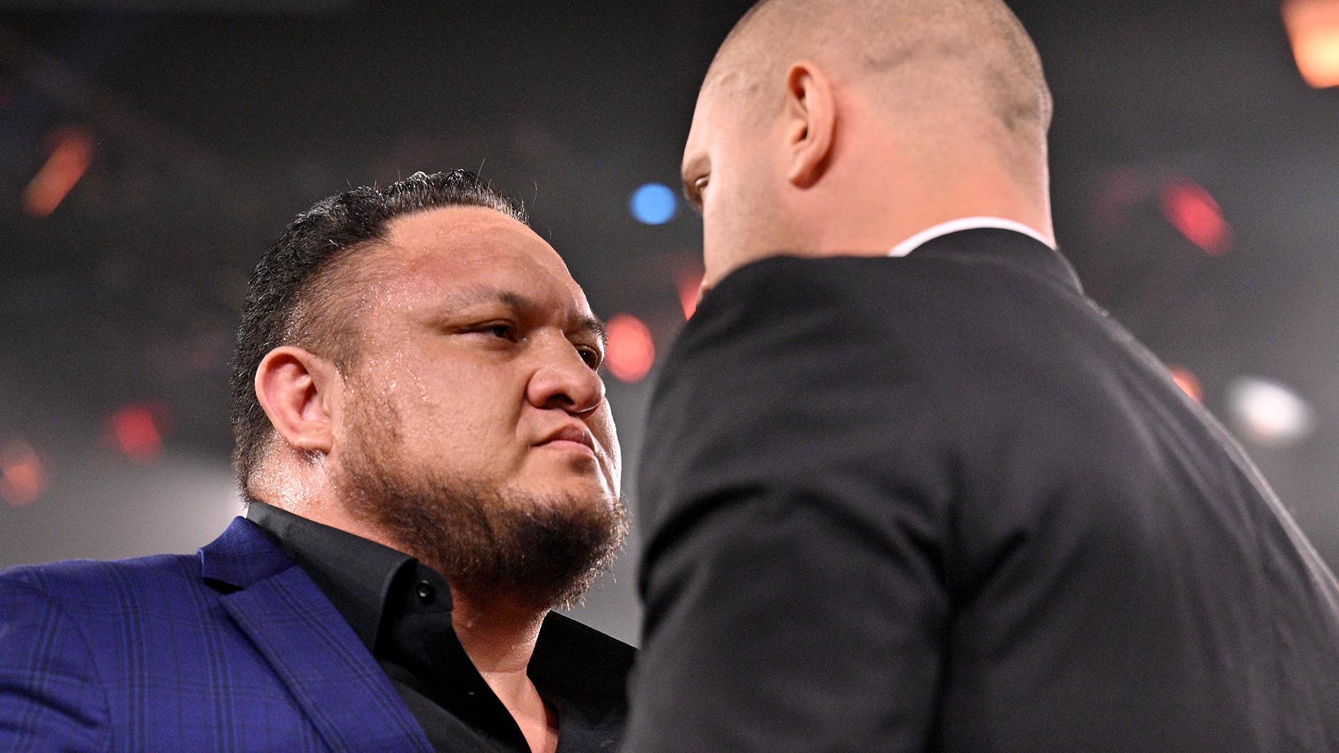 NXT第626期:萨摩亚-乔重返NXT