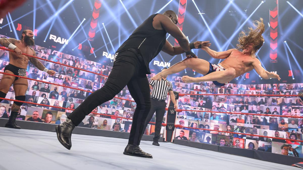 RK老铁联手新希望 奥莫斯一人独霸擂台