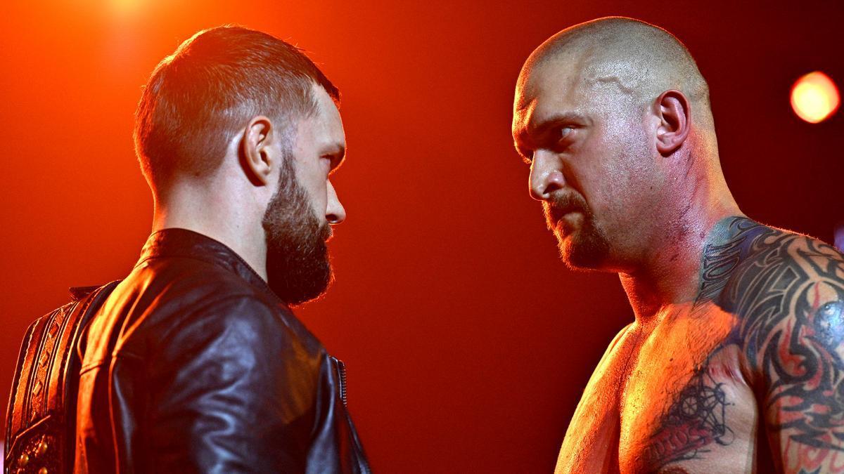巴洛尔对话克罗斯 接管大赛NXT冠军赛正式敲定