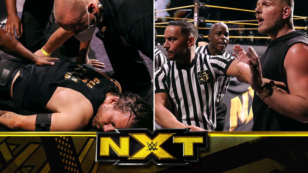 NXT第575期:跨界大战即将上演