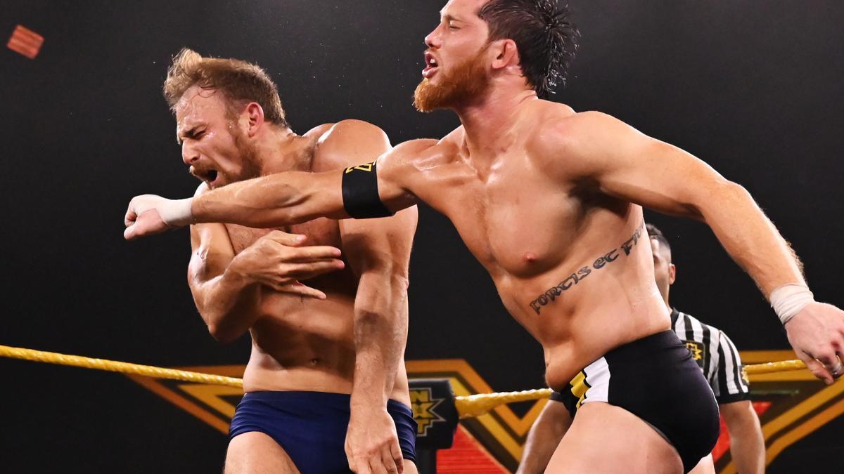 历史首场车轮淘汰赛 五大巨星争夺NXT冠军挑战资格