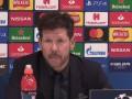 西蒙尼:奥布拉克就是我们的梅西 这场比赛会成为球迷永久的记忆