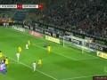第16分钟门兴格拉德巴赫球员本塞拜尼射门 - 打偏