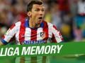 西甲记忆:曼朱基奇短暂马竞生涯 表现不俗攻破皇萨球门