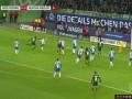 第66分钟沃尔夫斯堡球员吉拉沃吉射门 - 打偏