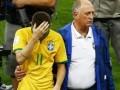 上港双子星首发斯科拉里挂帅 巴西1-7惨败德国造旷世惨案