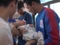 【申花TV】申花公益:钱杰给汪海健化身暖心大哥看望患病小球迷