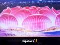 """德媒聚焦恒大新主场:56片""""钢铁""""花瓣 中国足球的超级地标"""