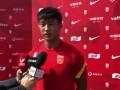 郭田雨:和李指导在武汉就有了解 国足集训强度