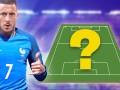 法国终极阵容有多强?阿扎尔美羊羊险效力法国 格子都被挤出首发