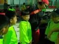 中国足球小将战术分析大赛 万项小分队最终获胜