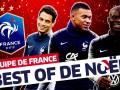 圣诞回味2019最逗法国队!博格巴欺负格子 帕瓦尔强搂按摩师