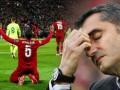 扎心!巴尔韦德:碰利物浦前!以为欧冠冠军稳了 被扳平时真懵了