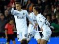 国王杯-罗德里戈戴帽莫利纳破门 瓦伦西亚3-1赫塔菲晋级