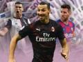 《这就是足球》赛季超燃瞬间:C罗梅西名场面 伊布霸气首球