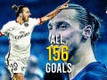 伊布巴黎生涯156球全记录:世界波满天飞 巨星地位从此奠定