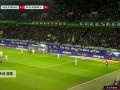 埃尔韦迪 德甲 2019/2020 沃尔夫斯堡 VS 门兴格拉德巴赫 精彩集锦