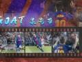 GOAT录影带:梅西VS布冯神对决!无解2V1+射门直挂