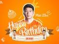 胡靖航23岁生日快乐!卓尔小将期待为家乡球队征战