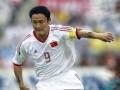 中国足球名场面(十二):马明宇远射破蓝鹰 米卢钦点其国足队长