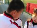 麦菲足球学院造访法甲尼斯 亲身体验欧洲足球盛宴