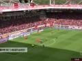 韦格霍斯特 德甲 2019/2020 柏林联 VS 沃尔夫斯堡 精彩集锦