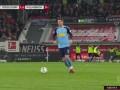 第55分钟门兴格拉德巴赫球员施廷德尔射门 - 被扑