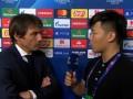 PP体育采访孔蒂:国米本应赢下比赛 为我的球员们感到遗憾