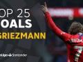 回顾格列兹曼西甲时期25佳球:禁区是我家!反越位奔袭成最佳