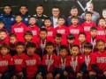 2019中国足球小将十佳球 黄禹超鱼跃头球致敬范佩西