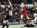 巴萨每日一球:极致传控 01年对阵利物浦奥维马斯一击致命