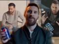 创意满分!梅西最新百事广告合集 特技加持球王花式炫技