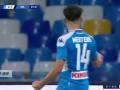 默滕斯 意甲 2019/2020 那不勒斯 VS AC米兰 精彩集锦