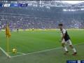 第49分钟尤文图斯球员博努奇射门-绝佳机会被扑