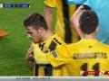 加拉诺普洛斯拉拽费尔南德斯2黄变1红被罚下 雅典10人应战