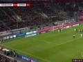 第73分钟RB莱比锡球员库尼亚射门 - 被扑