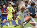 西甲隔空PK:梅西VS马拉多纳!狂飙世纪进球 到底是谁更残暴