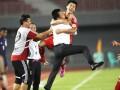 历史今天中国男足大赛18年首胜日本 韦世豪闪耀U19亚青赛